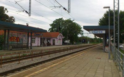 Zagreb 1 – stajalište Vrapče – prostor za zakup