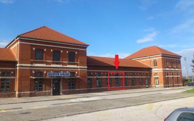 Karlovac  2 – kolodvor – prostor za zakup