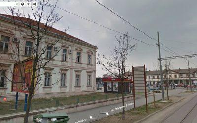Osijek 4 – Radićeva ulica – prostor za zakup