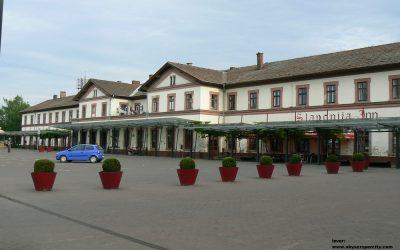 Osijek 1 – kolodvor Osijek – prostor za zakup
