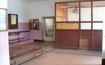 Sisak Caprag 2 – kolodvor – prostor za zakup