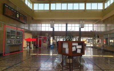 Vinkovci 1 – kolodvor – prostor za zakup