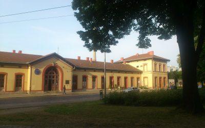 Zagreb 8 – Zapadni kolodvor – prostor za zakup