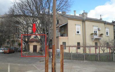 Pula 1 – Kolodvorska ulica – prostor za zakup