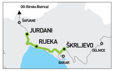 Predstavljanje projekta Škrljevo – Rijeka – Jurdani