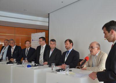 Panel diskusija na temu Razvoj RFC6 u istočnoj Europi i uloga jadranskih luka