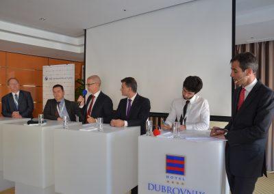 Panel diskusija na temu Od osnivanja Koridora do proširenja na Hrvatsku - aktualnosti i budući izazovi