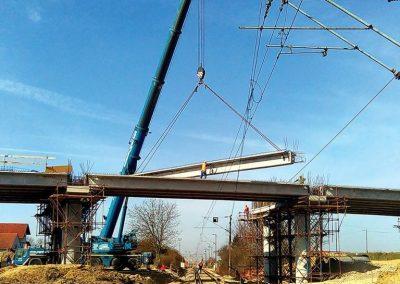 Gradnja drugog kolosijeka Dugo Selo-Križevci