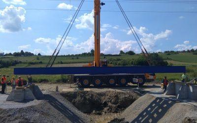 Projekt Dugo Selo – Križevci: regulacija prometa tijekom rujna