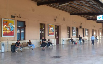 Zagreb  Glavni kolodvor – zakup promidžbenog prostora