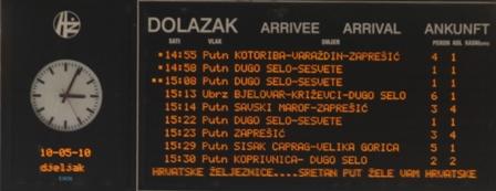Novi Vozni Red U Putnickom Prijevozu Od 10 Prosinca 2017 Hz Infrastruktura
