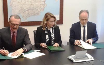 Suradnja na daljnjem razvoju Mediteranskog koridora