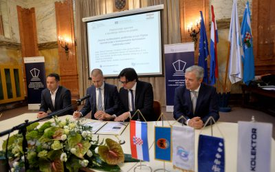 Potpisan ugovor za radove na projektu Rijeka Brajdica