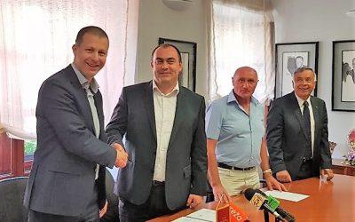Sporazum HŽ Infrastrukture i Grada Krapine