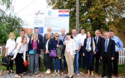 Posjet predstavnika Europske komisije Hrvatskoj