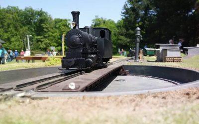 Mali i veliki modeli u Hrvatskom željezničkom muzeju