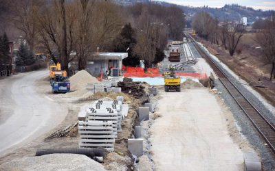 Projekt Zaprešić – Zabok: obustava željezničkog prometa
