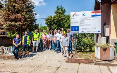 Studenti FPZ-a posjetili gradilište pruge Dugo Selo – Križevci