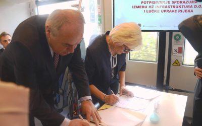 Novo poglavlje u razvoju luke Rijeka