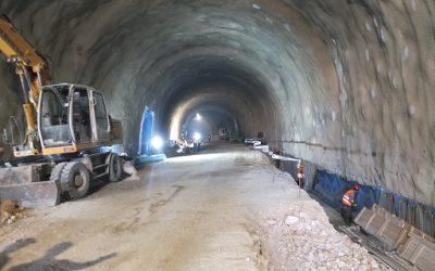Na projektu Rijeka Brajdica dovršeno više od polovine radova