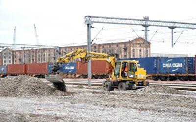 Na Zagrebačkom pristaništu počeli radovi na modernizaciji kolosijeka