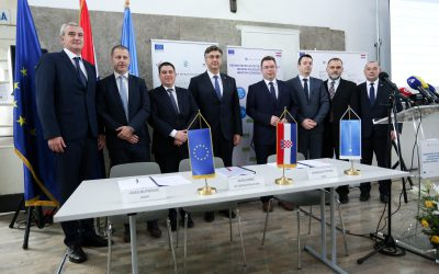 Ugovorena bespovratna sredstva za projekt Hrv. Leskovac – Karlovac
