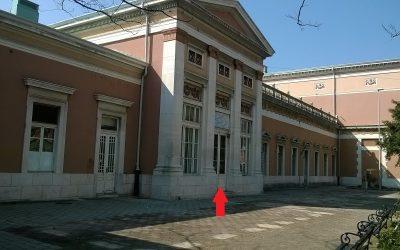 Rijeka 2 – kolodvor Rijeka (bivši restoran) – prostor za zakup