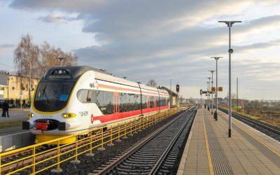 Ponovno pokretanje željezničkog putničkog prijevoza