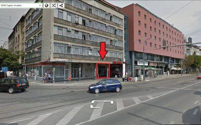 Zagreb – Branimirova 27 – poslovni prostor