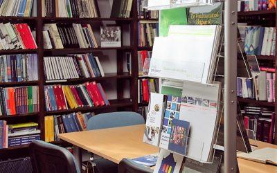 Obavijesti o radu Knjižnice HŽ Infrastrukture