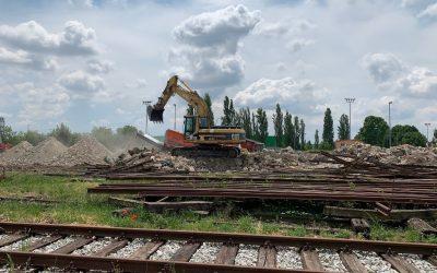 Radovi na modernizaciji pruge Vinkovci – Vukovar