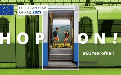Svečano otvorena Europska godina željeznice
