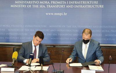 Obnova i modernizacija željezničke pruge u Istri