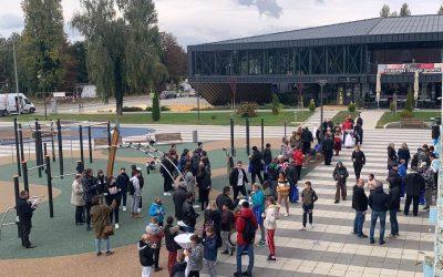 Održan infodan za građane Vukovara u Borovu Naselju